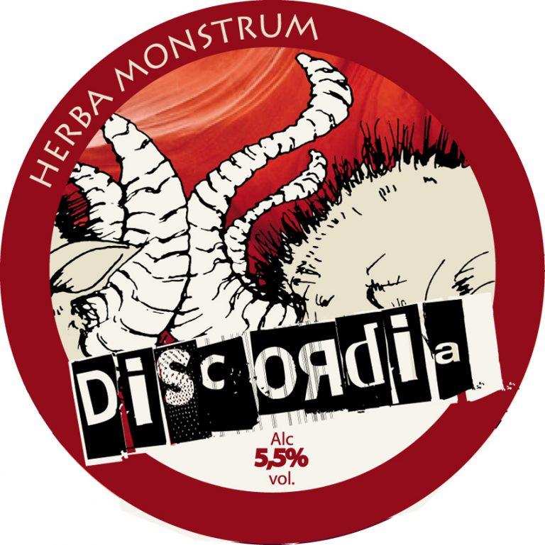 Etichetta Discordia - Herba Monstrum
