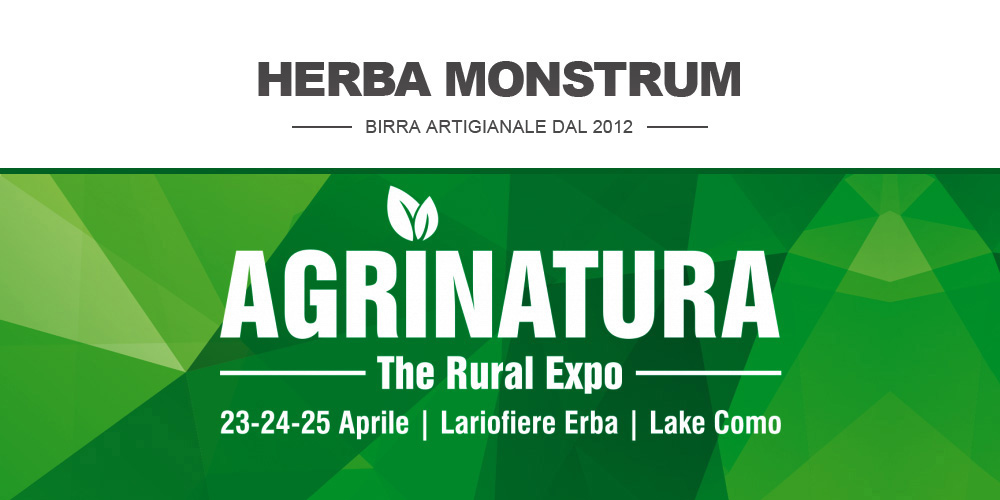 Agrinatura - The Rural Expo - Herba Monstrum, Galbiate Lecco