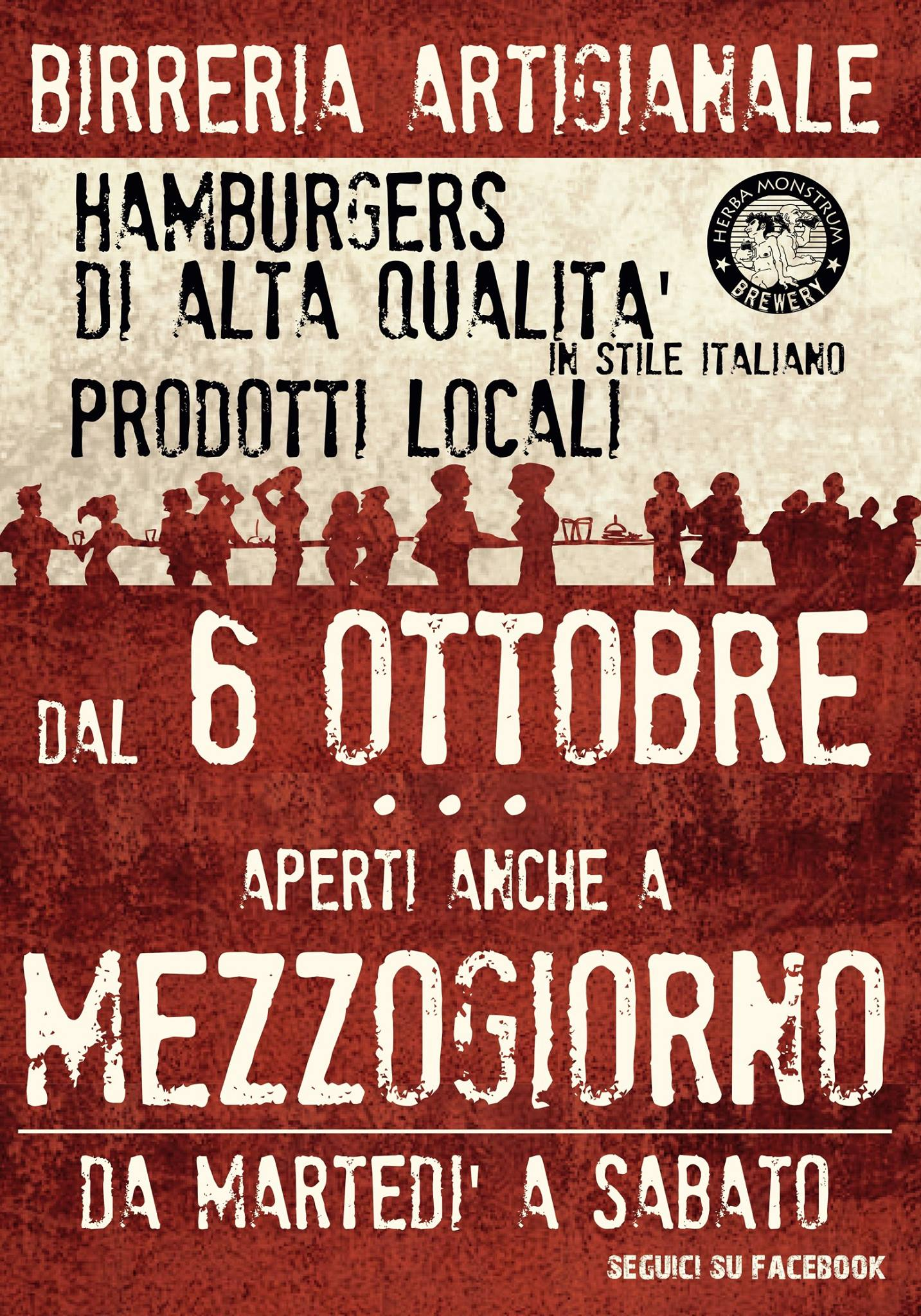 Pranzo, Menù Mezzogiorno - Herba Monstrum, Galbiate Lecco