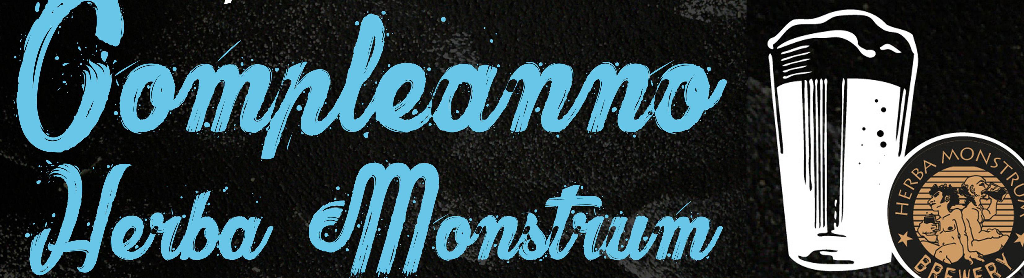 15 Luglio 2017 Compleanno Herba Monstrum, Centro Fatebenefratelli Valmadrera