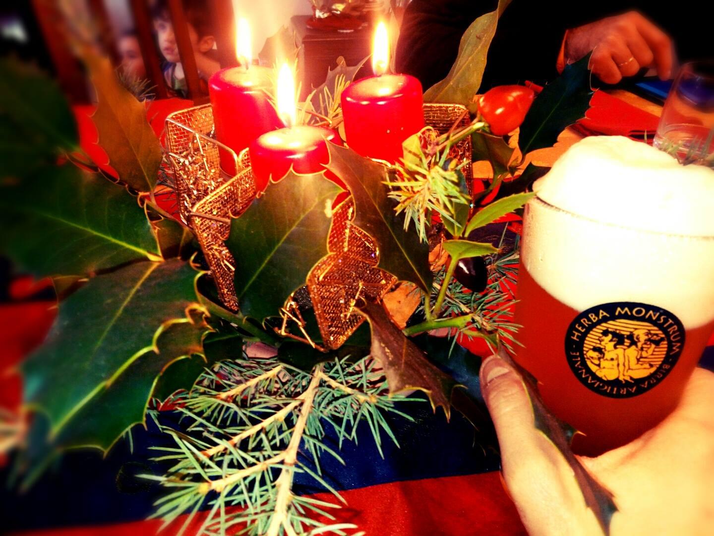 Natale - Birreria artigianale Herba Monstrum, Galbiate, Lecco
