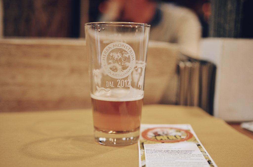 Degustazione birre con Kuaska, Herba Monstrum. Birre artigianali Lecco. Meilè