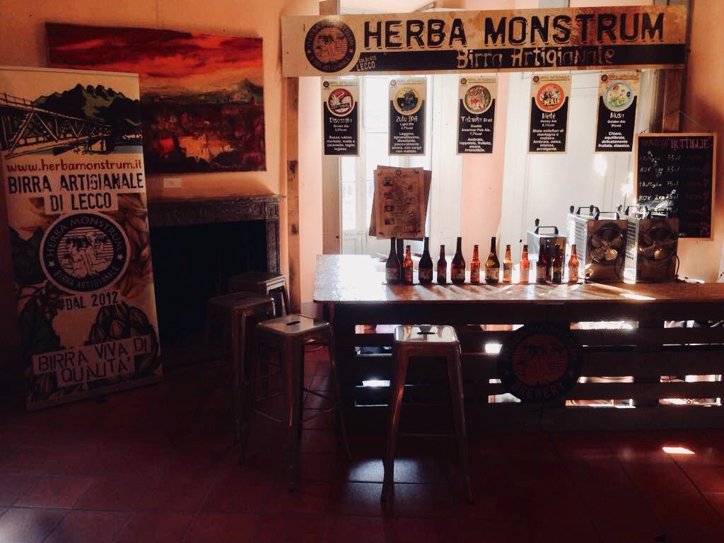 Camunia Beer Festival 2018 - Herba Monstrum, Bienno, Brescia. 23 24 25 marzo 2018