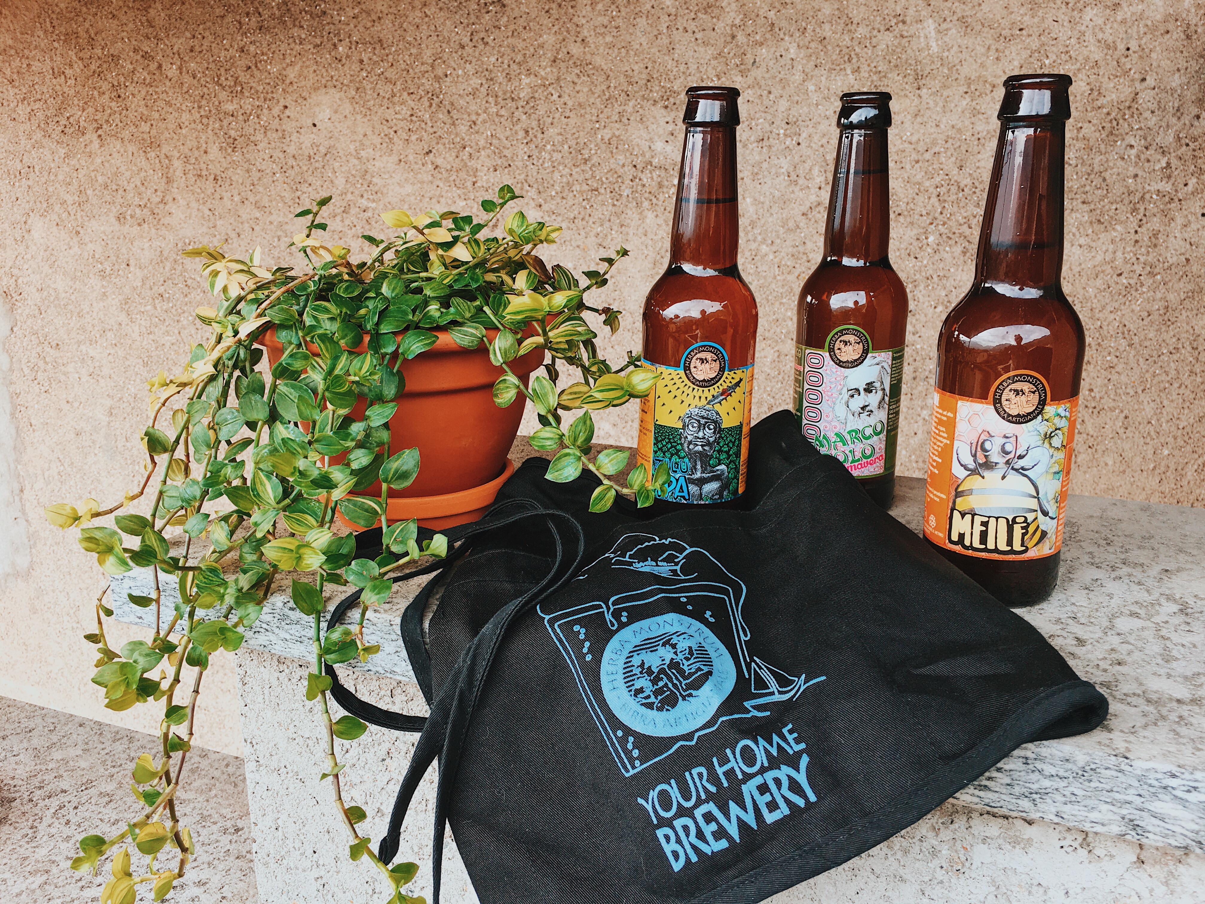 Herba Monstrum Brewery APERTURA STRAORDINARIA dalle 18 all' 1, lunedì 30 aprile 2018. Chiusura 1 maggio 2018. Via Ettore Monti, 29, 23851 in zona Ponte Azzone Visconti Lecco.