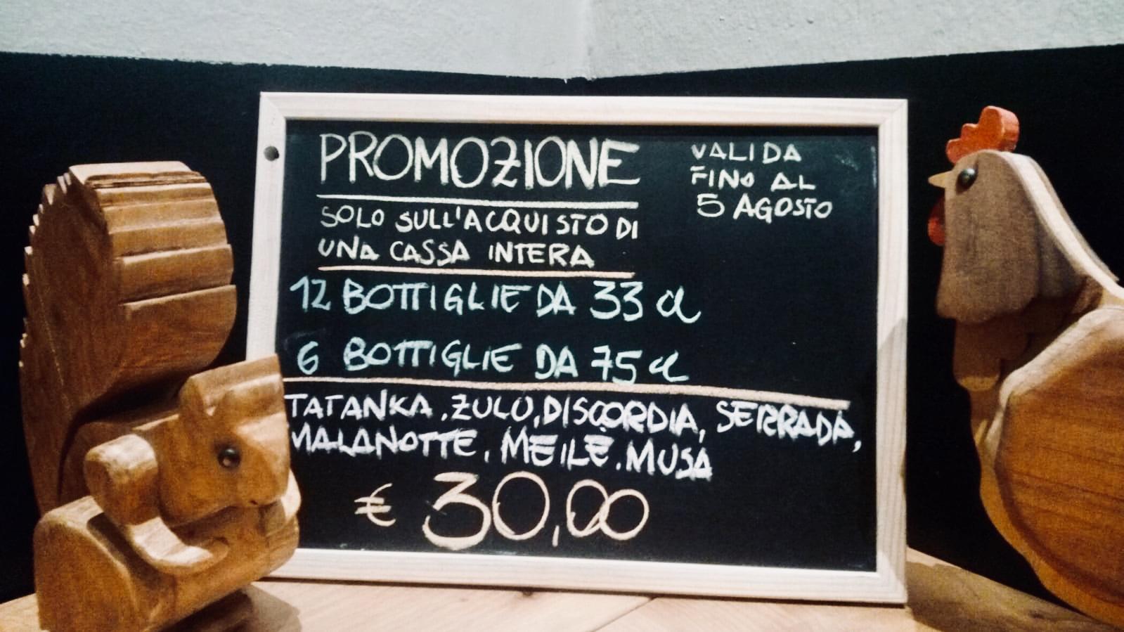 Promo estiva cassa birre € 30 Herba Monstrum Brewery, in via Ettore Monti, 29, 23851 in zona Ponte Azzone Visconti Lecco