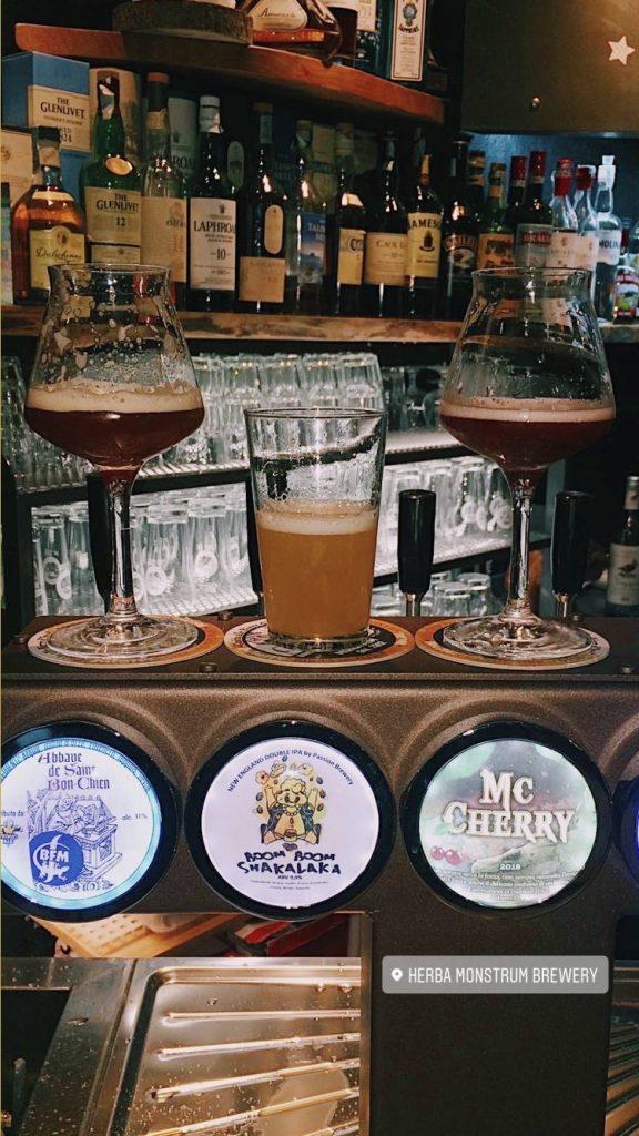 Nuovo impianto di spillatura - Herba Monstrum Brewery via Ettore Monti, 29, 23851 in zona Ponte Azzone Visconti Lecco.