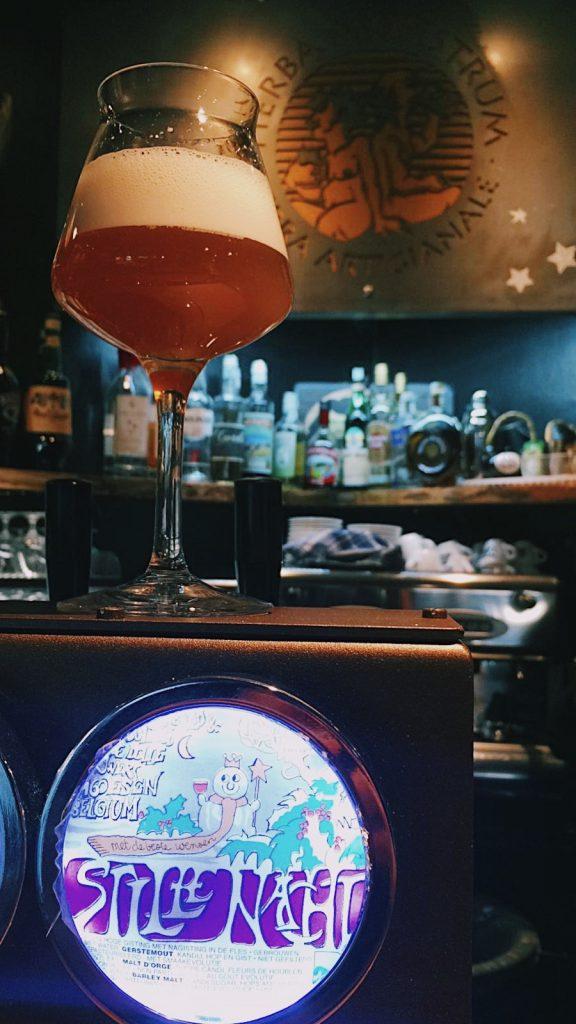 Stille Nacht, De Dolle. Herba Monstrum Brewery via Ettore Monti, 29, 23851 in zona Ponte Azzone Visconti Lecco.