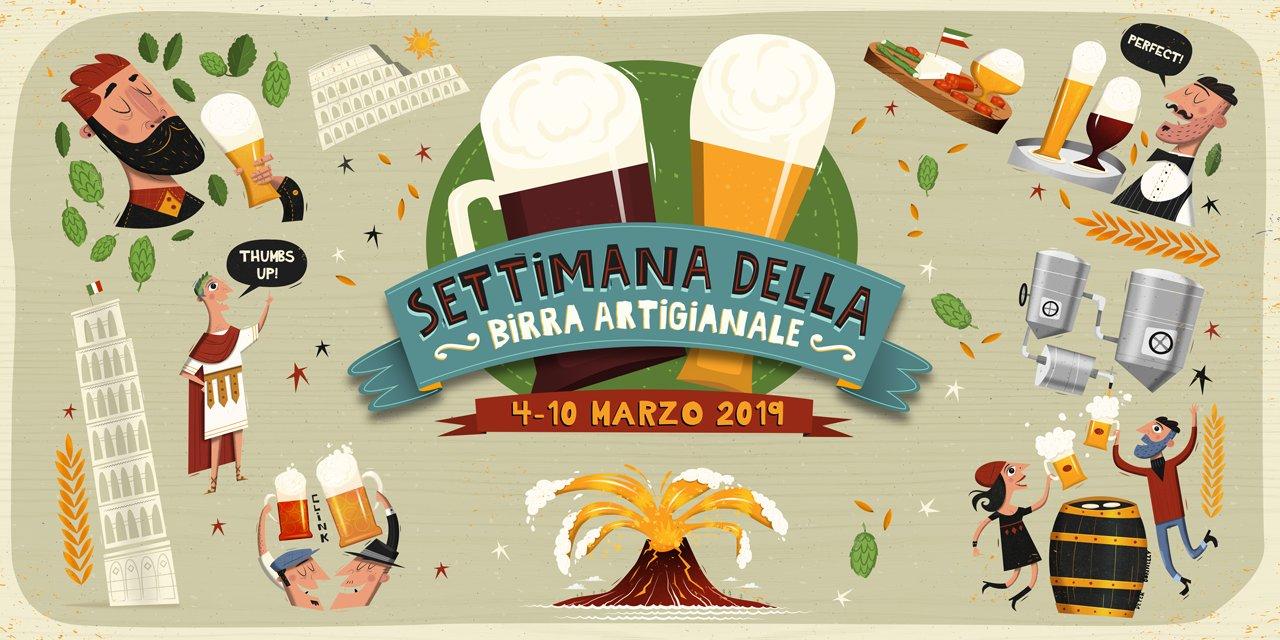 Settimana della Birra Artigianale 2019 - Herba Monstrum Brewery via Ettore Monti, 29, 23851 in zona Ponte Azzone Visconti Lecco.