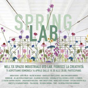 Partecipanti. 14 aprile 2019 Spring Lab, Oto Lab. Herba Monstrum, birre artigianali alla spina: Marco Polo Primavera.
