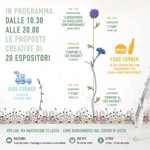 Programma completo. 14 aprile 2019 Spring Lab, Oto Lab. Herba Monstrum, birre artigianali alla spina: Marco Polo Primavera.