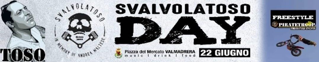 SVALVOLATOSO DAY, Valmadrera. Sabato 22 giugno 2019, in Piazza del Mercato a Valmadrera PRIMO Motorparty Valmadrerese in memoria di Andrea Maltese. Birre artigianali alla spina di Herba Monstrum Brewery.