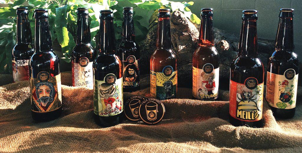 13 - 14 - 15 settembre 2019 1° Festival della SOStenibilità della città di Lecco  Birre artigianali alla spina di Herba Monstrum Brewery.