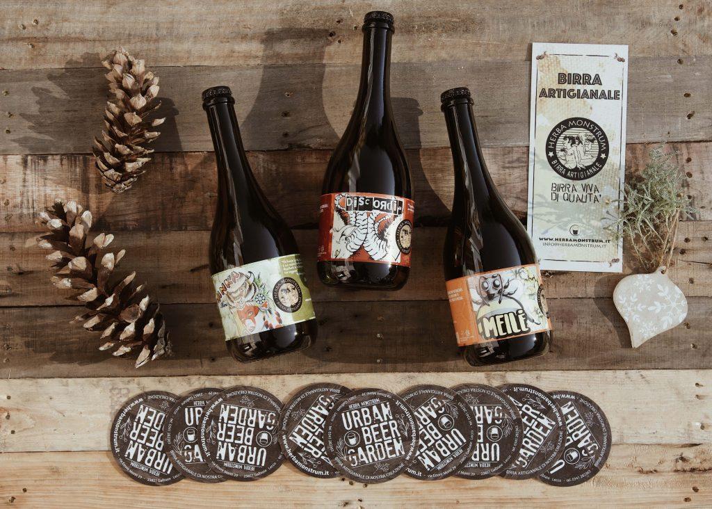 Regali di Natale 2020 BOX 3 x75 3 bottiglie da 75cl a scelta tra: Tatanka, Musa, Meilè, Discordia Herba Monstrum Brewery via Ettore Monti, 29, 23851 in zona Ponte Azzone Visconti Lecco. Birre artigianali Lecco.
