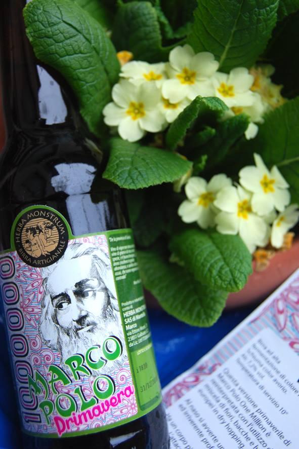 Marco Polo da Herba Monstrum Brewery, in via Ettore Monti, 29, 23851 in zona Ponte Azzone Visconti Lecco