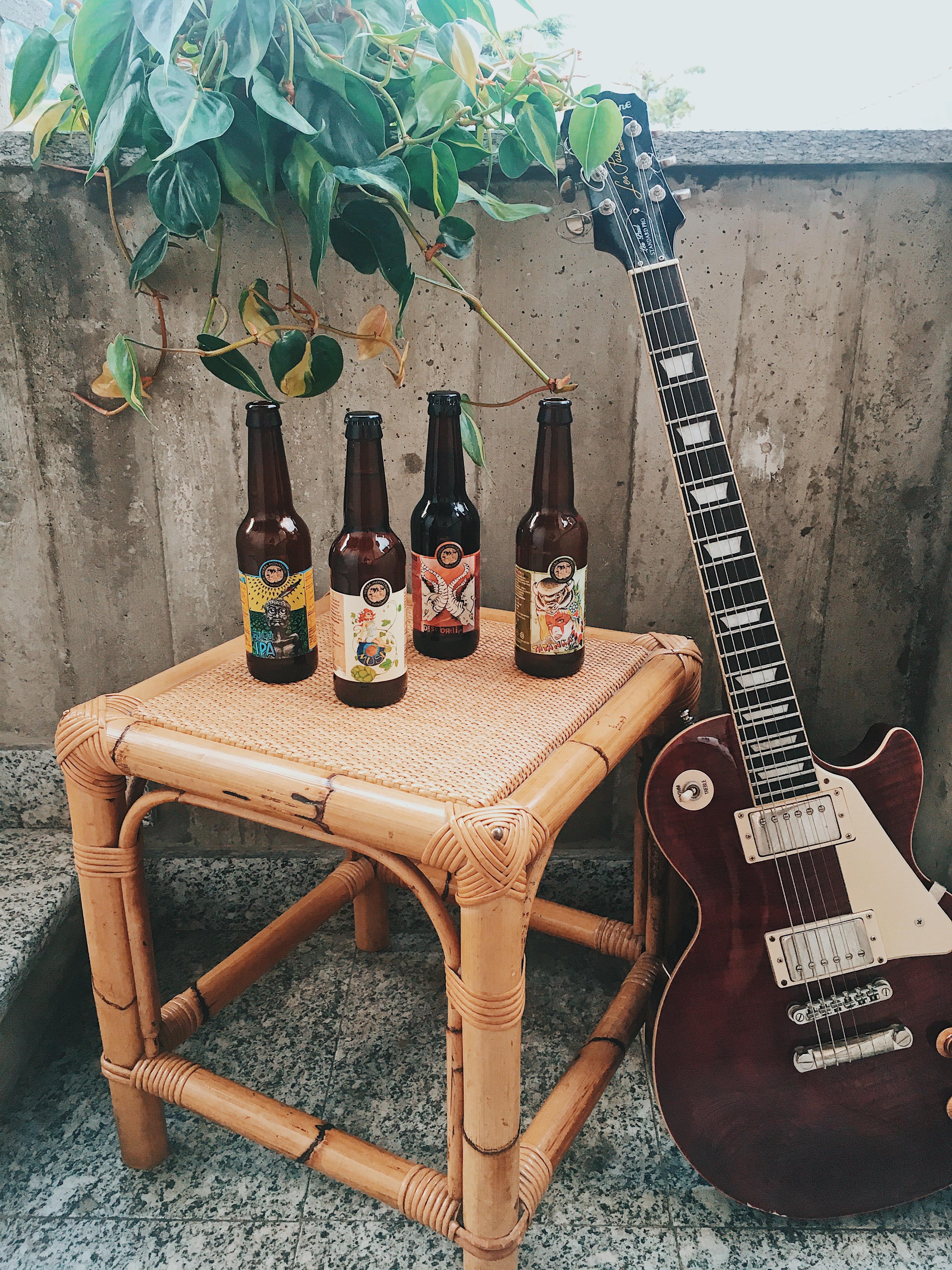 Rock in Fiera 2018 - Fiera di Castello, Lecco. Herba Monstrum Brewery, birre artigianali italiane.