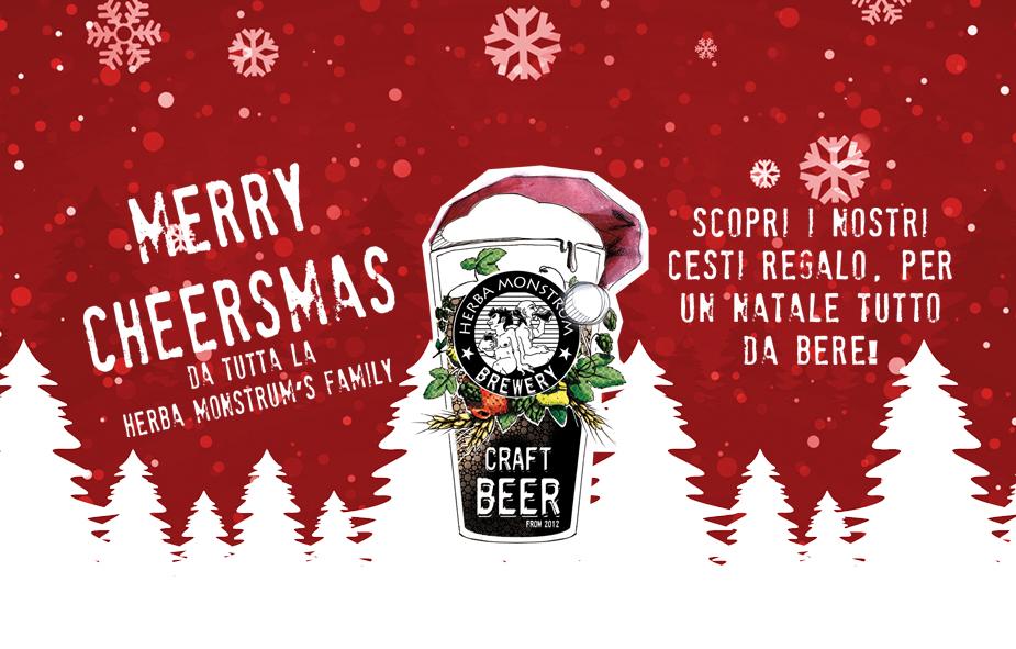 Natale 2018 - Herba Monstrum Brewery via Ettore Monti, 29, 23851 in zona Ponte Azzone Visconti Lecco.