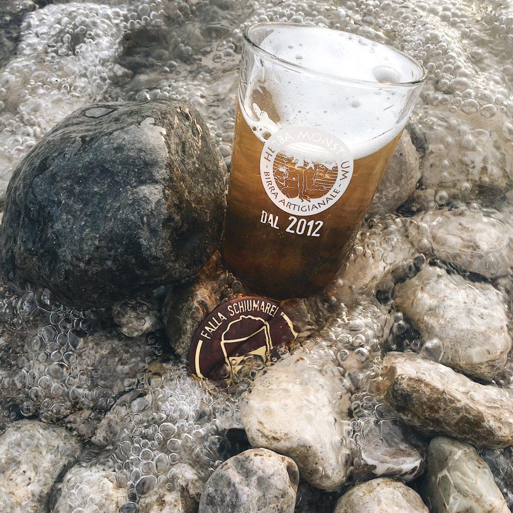 La Bionda nel Castello 2019 Sabato 3 agosto a Lierna, birre artigianali alla spina di Herba Monstrum Brewery.