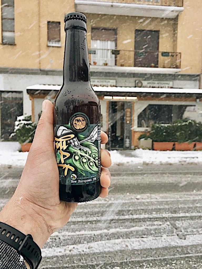 Full Hop Herba Monstrum Brewery via Ettore Monti, 29, 23851 in zona Ponte Azzone Visconti Lecco. Birra artigianale italiana